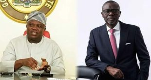 Ambode Gives Reason For Shunning Sanwo Olu's Inauguration