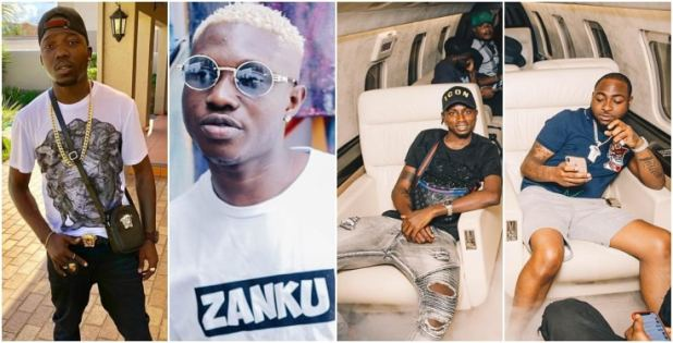 Aremo Gucci Reveals Olamide & Burna Boy Helped Zlatan Not Davido, DMW Aloma Reacts (Photos + Video)