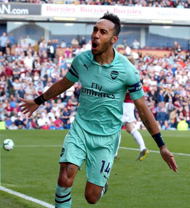 Burnley vs Arsenal 1-3 Highlights & Goals