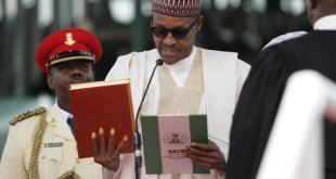 Inauguration Of President Buhari For Second Term (Photos)
