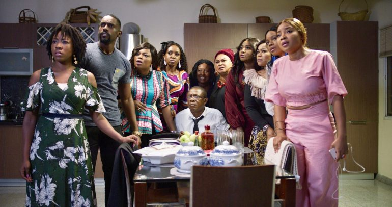 nigerian movies online CHIEF DADDY MOVIE REVIEW: A New Movie By Anoke Adaeze (Photos)