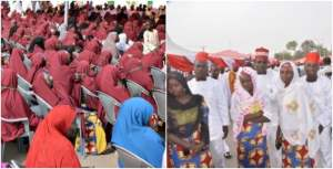 Kano State Govt Claims N300m Were Spent On Mass Wedding For 1,500 Couples