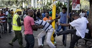 South Africa Killings: Another Nigerian Stabbed To Death