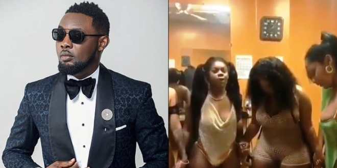 AY Makun Reacts To Trending Video Of Some Strippers Praying For Rich Men