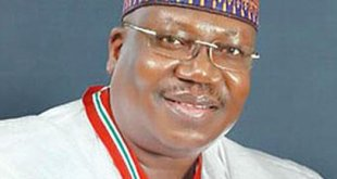 9th Assembly: Lawan Sworn In As Senate President