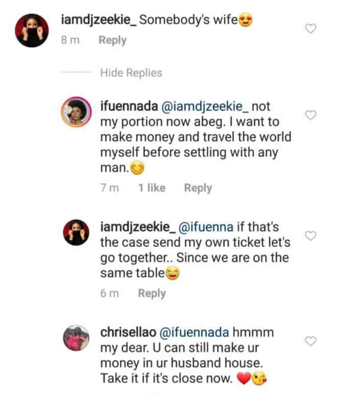 BBNaija's Ifuennada Needs Your Answer To This Question