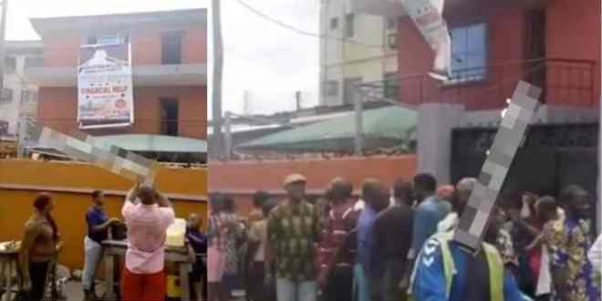 Many Scams In Lagos Church Where People 'Double Their Money'