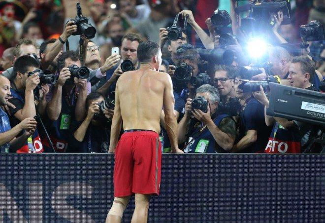 Ballon d' Or 2019: See Ronaldo's Reaction Towards The Award