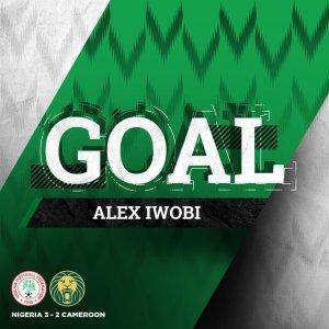 Nigeria vs Cameroon 3-2 - Highlights & Goals
