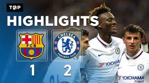 Barcelona vs Chelsea 1-2 - Highlights & Goals