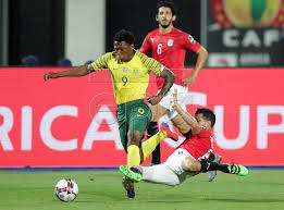 Egypt vs South Africa 0-1 - Highlights #AFCON2019
