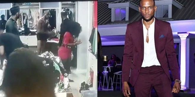 #BBNaija19 : Omashola Threatens Not To Leave House If Evicted On Sunday After His Coins Was Stolen (Video)