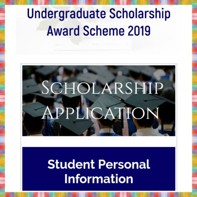 Scholarship For All Undergraduate Students... Apply Now