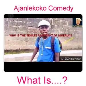 Ajanlekoko Comedy
