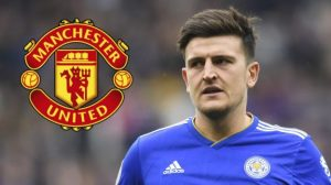 Maguire Under Attack For Joining Man United