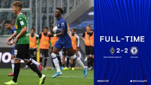 Borussia Monchengladbach vs Chelsea 2-2 Highlights