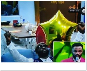 #BBNaija: Gedoni Reveals Why He Celebrated His Eviction