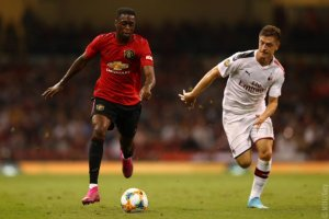 Man Utd vs Ac Milan 2-2 - Highlights