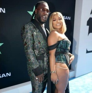 Rapper, Stefflon Don Reacts To Breakup Rumours With Burna Boy