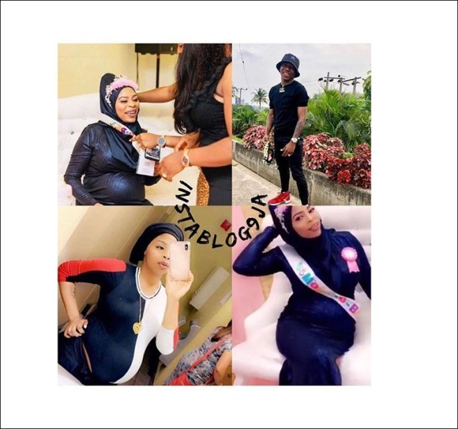 Small Doctor Welcomes 4th Child With 4th Baby Mama (Photo)
