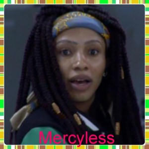 #BBNaija : See What Mercy Have To Say About New Housemates