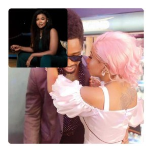 #BBNaija : See What Tacha Told Mercy After Ike Received 2nd Strike