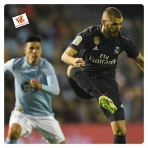Celta Vigo vs Real Madrid 1-3 Highlights