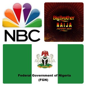 FG Reports BBNaija To NBC Over Live S*x