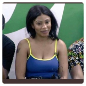 #BBNaija: Do Not Be Disqualified, Be Yourself - Mercy