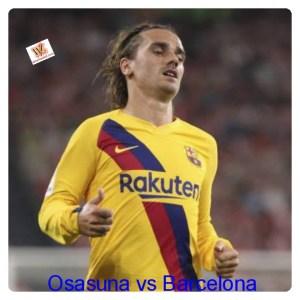 Osasuna vs Barcelona 2-2 Highlights