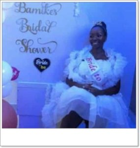#BBNaija: Bambam Holds Bridal Shower Today (Photos)