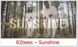 R2bees - Sunshine