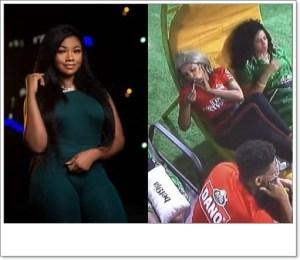 #BBNaija: Mercy Rubbishes Tacha's Food (Video)