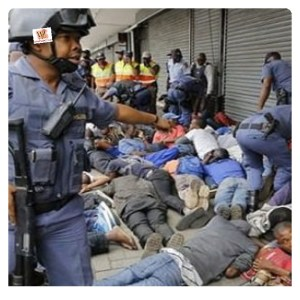 497 Shop Looters Arrests In South Africa