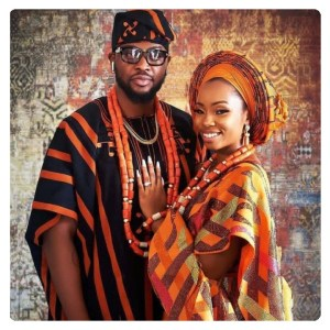 #Bbnaija: Photos From Bambam And Teddy A's Wedding Engagement