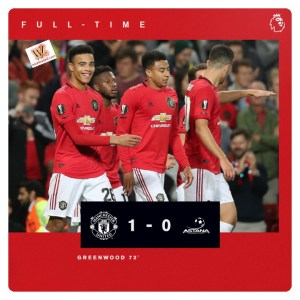 Manchester United vs DC Astana 1-0 Highlights Download