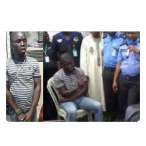 Confession Of Port Harcourt Hotel Serial Killer (Video)