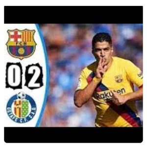 Getafe vs Barcelona 0-2 - Highlights