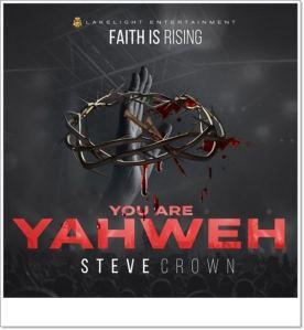 Steve Crown - Faith Is Rising (EP)