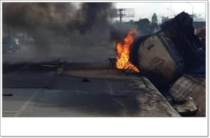 IPOB Makes Shocking Revelations On Onitsha Fire Outbreak