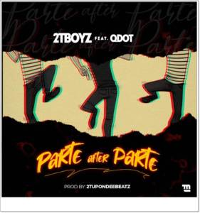 2TBOYZ ft Q DOT - Parte After Parte