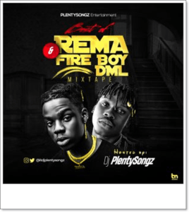 DJ PlentySongz - Best Of FireBoy DML & Rema