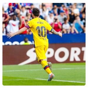 Levante vs Barcelona 3-1 - Highlights