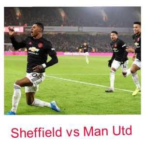Sheffield vs Manchester United 3-3 - Highlights