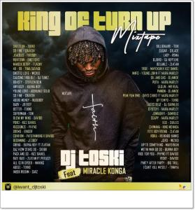 Dj Toski - King of Turn Up