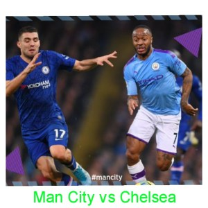Manchester City vs Chelsea 2-1 - Highlights