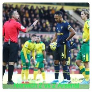 Norwich vs Arsenal 2-2 Highlights