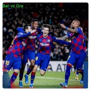 DOWNLOAD Barcelona vs Granada 1-0 Highlights