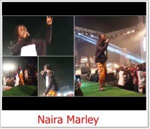 "Watch Naira Marley's ""Tesumole"" Performance (Video)"