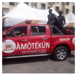 Yoruba Youths Group Reacts As FG Declared 'Operation Amotekun' Illegal